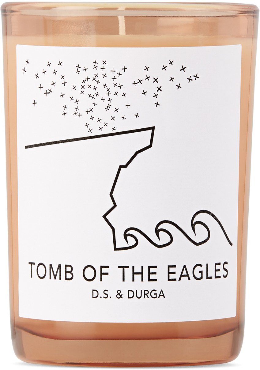 Tomb Of The Eagles Candle