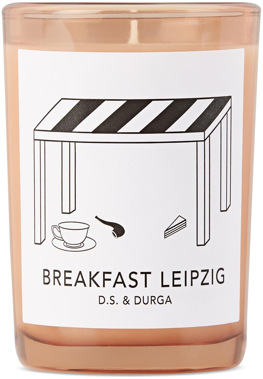 Breakfast Leipzig Candle