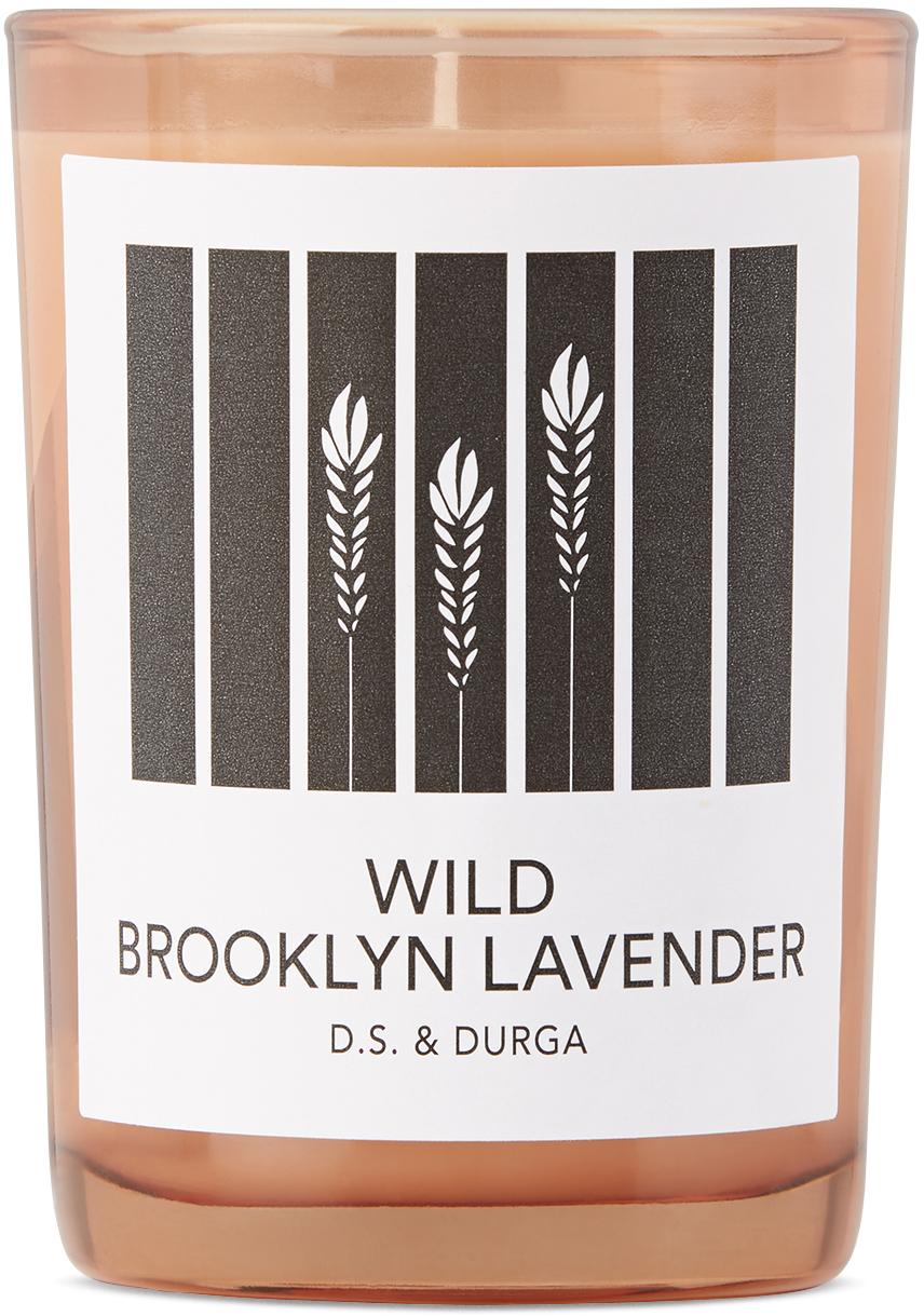 Wild Brooklyn Lavender Candle
