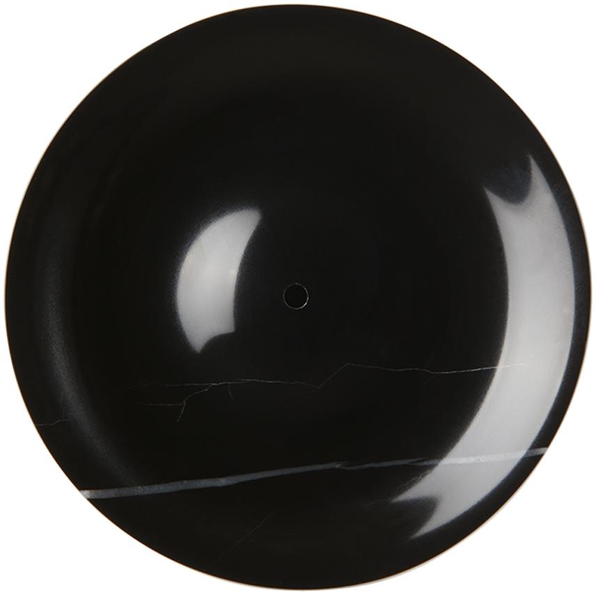 Black Marquina Incense Holder