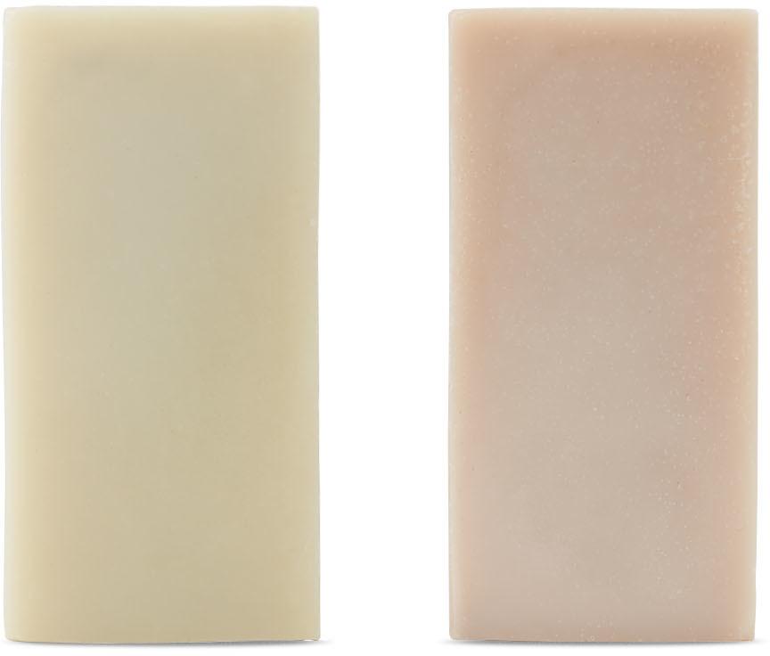 Celadon Tea Ceremony & Black Rice Milk Soap Set