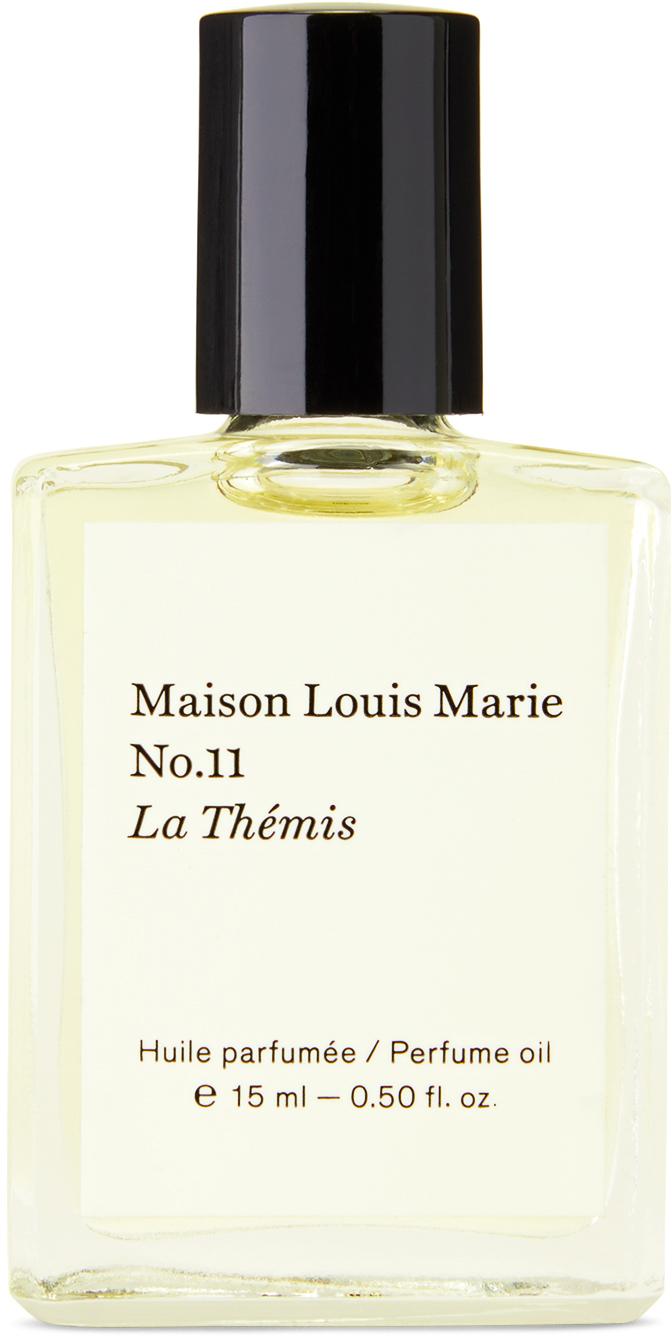 No. 11 La Thémis Perfume Oil