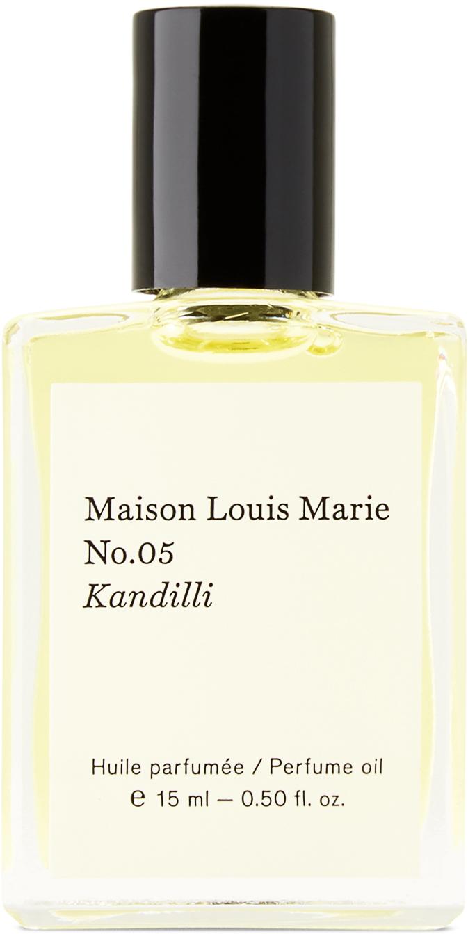 No.05 Kandilli Perfume Oil