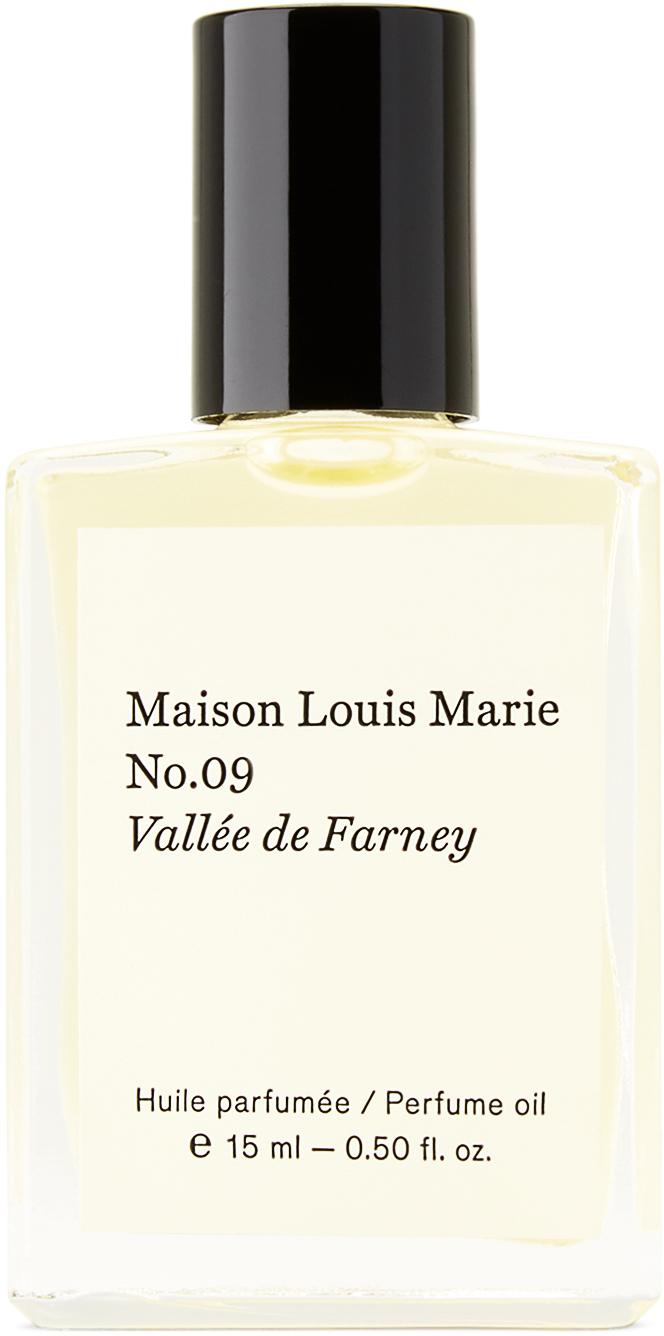 No.09 Vallée de Farney Perfume Oil
