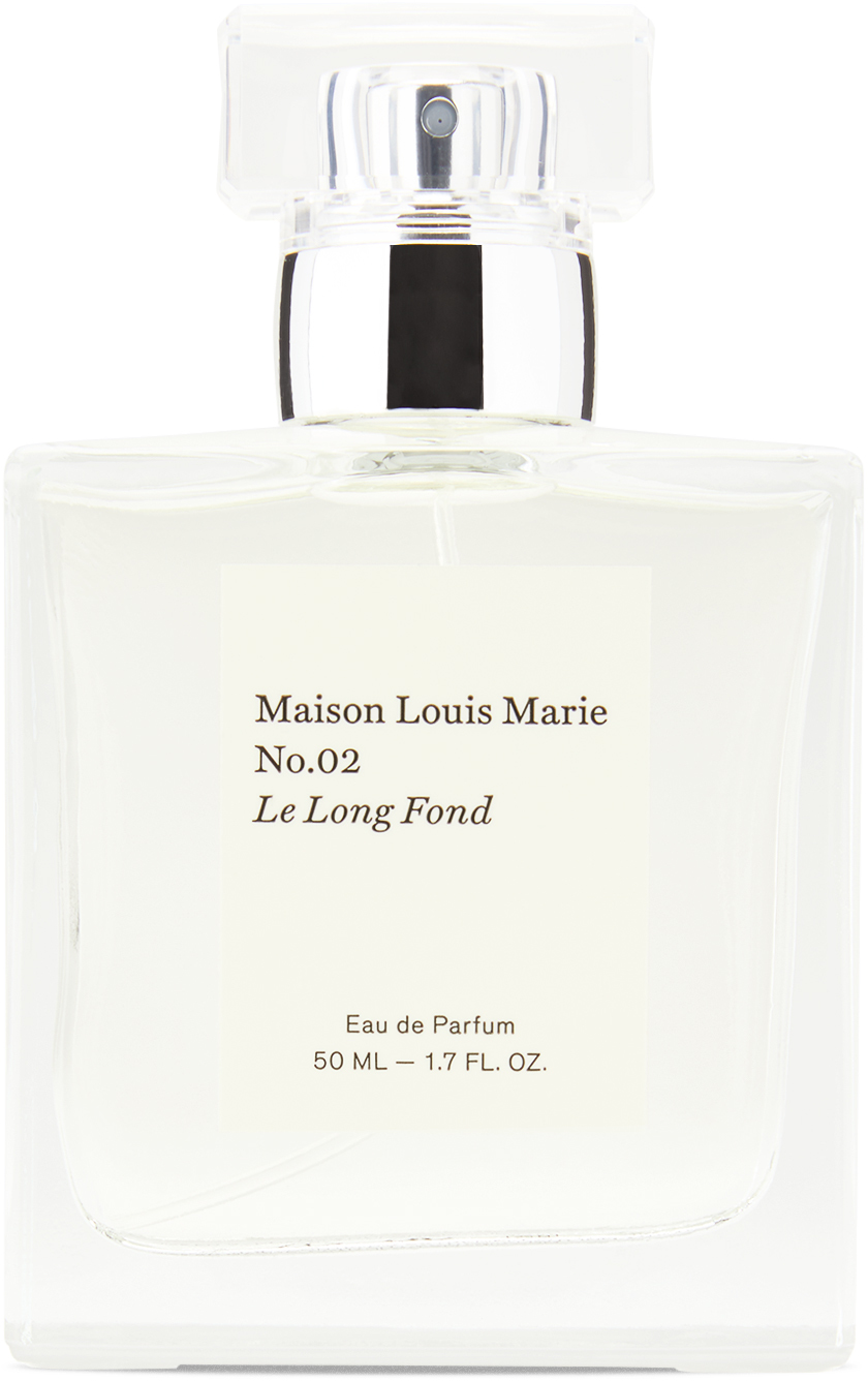 No.02 Le Long Fond Eau de Parfum