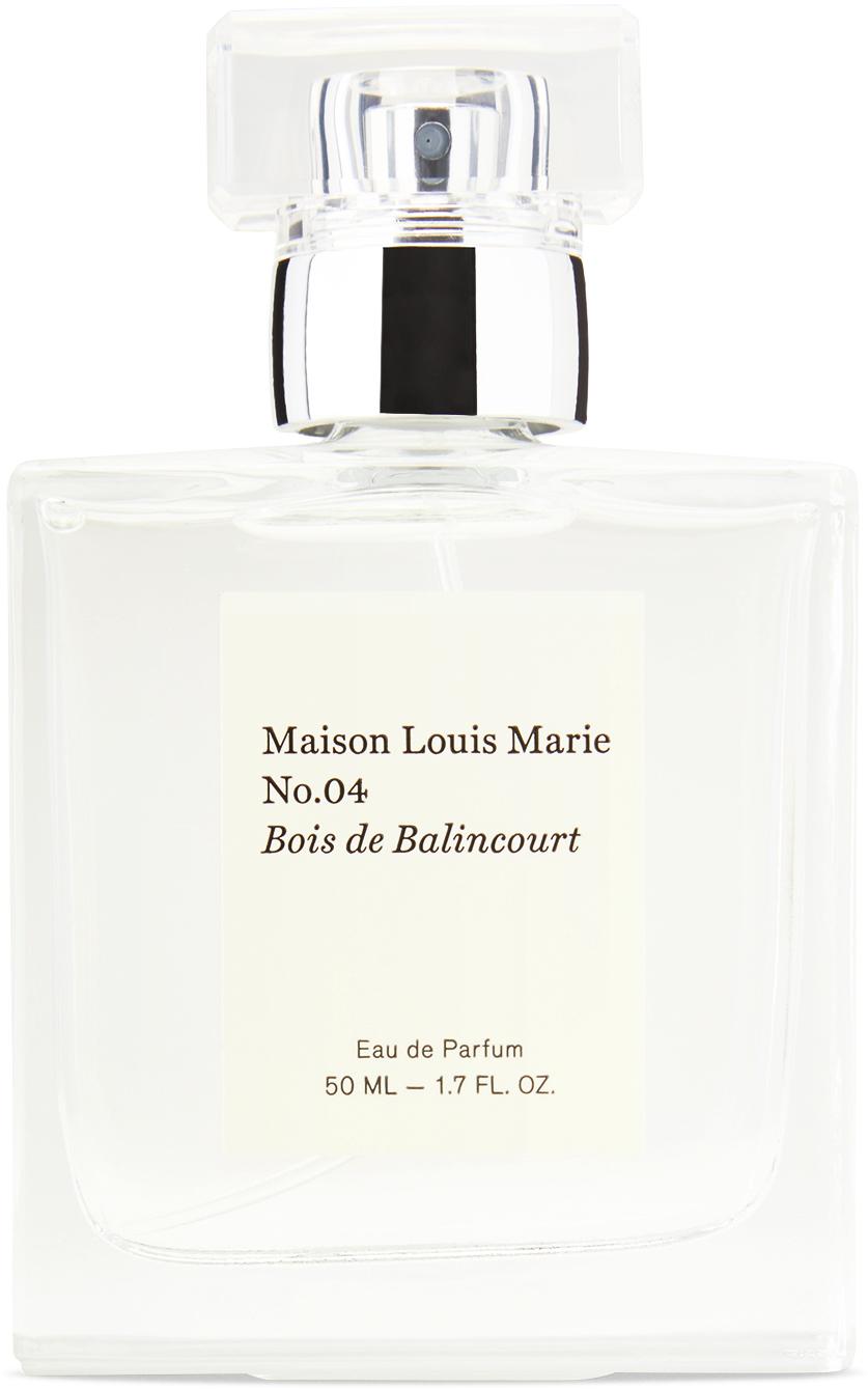 No.04 Bois de Balincourt Eau de Parfum