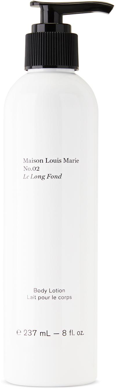 No. 02 Le Long Fond Body Lotion