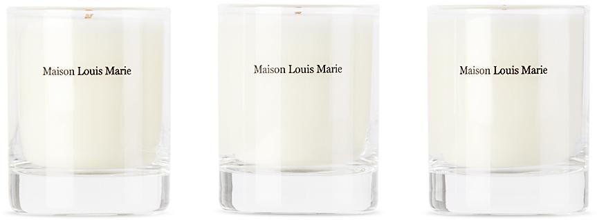 'Le Bouquet' Candle Set