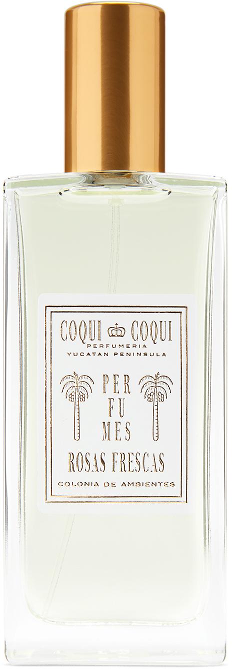 Coqui Coqui Perfumes Rosas Frescas 室内 & 家居织物香氛喷雾 100mL