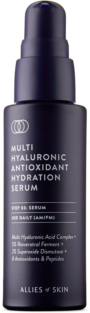 Multi Hyaluronic Antioxidant Hydration Serum
