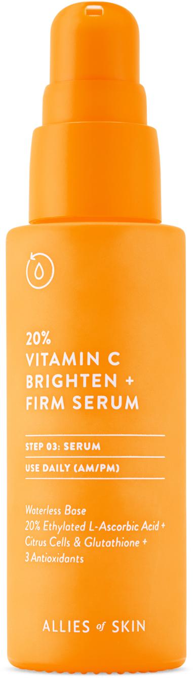 20% Vitamin C Brighten & Firm Serum
