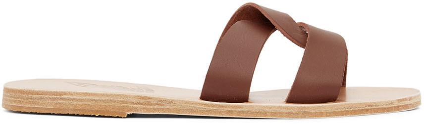 Brown Desmos Sandals
