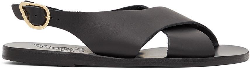 Black Maria Sandals