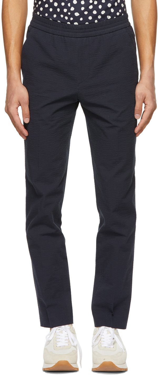 Navy Paolo Trousers
