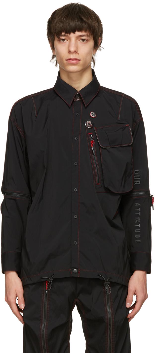 99 IS Black Line Jacket 211689M192011