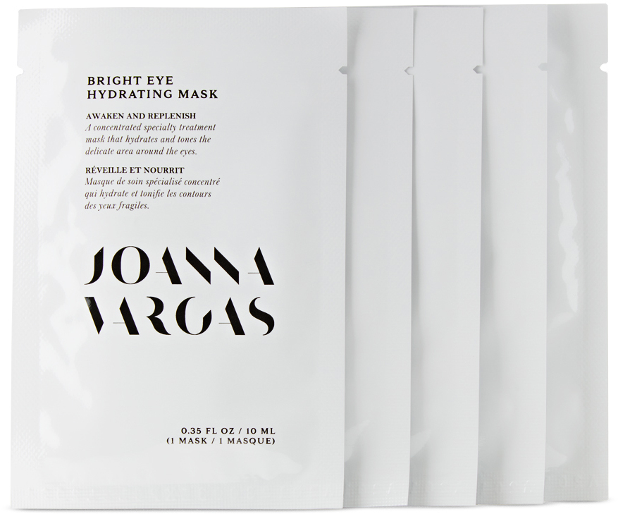 Five-Pack Bright Eye Hydrating Mask