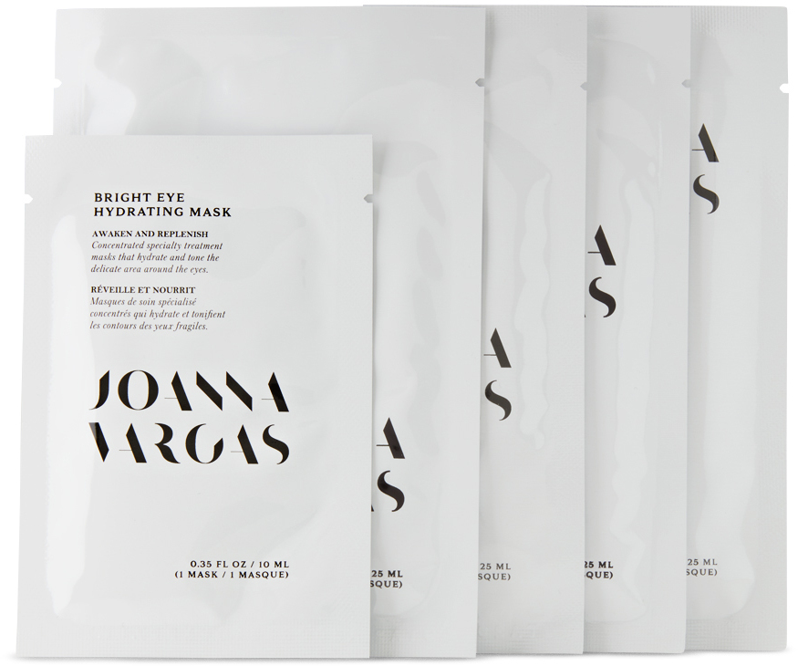 Five-Pack Glow-To-Go Mask Set