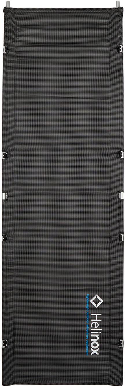 Black & Blue Ripstop Lite Cot