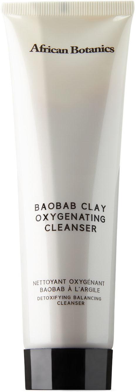 Baobab Clay Oxygenating Cleanser