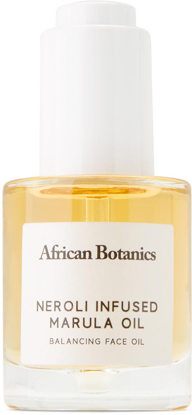 Neroli-Infused Marula Oil