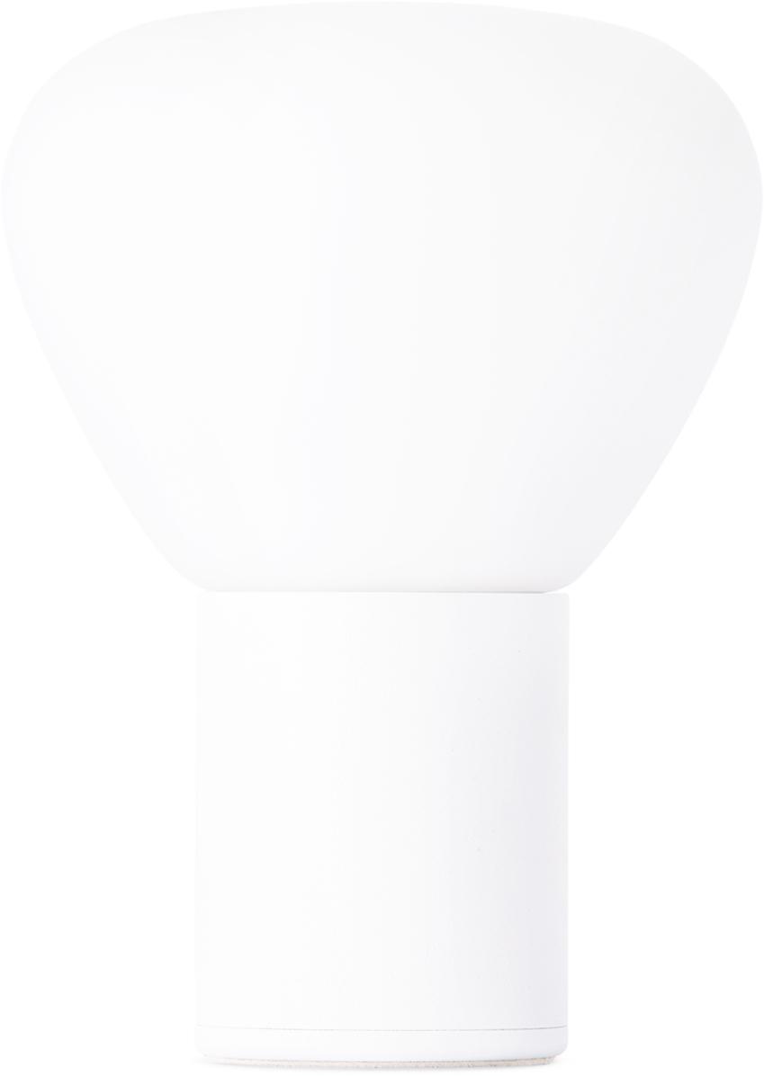 White Adrien Rovero Edition Parc 01 Lamp