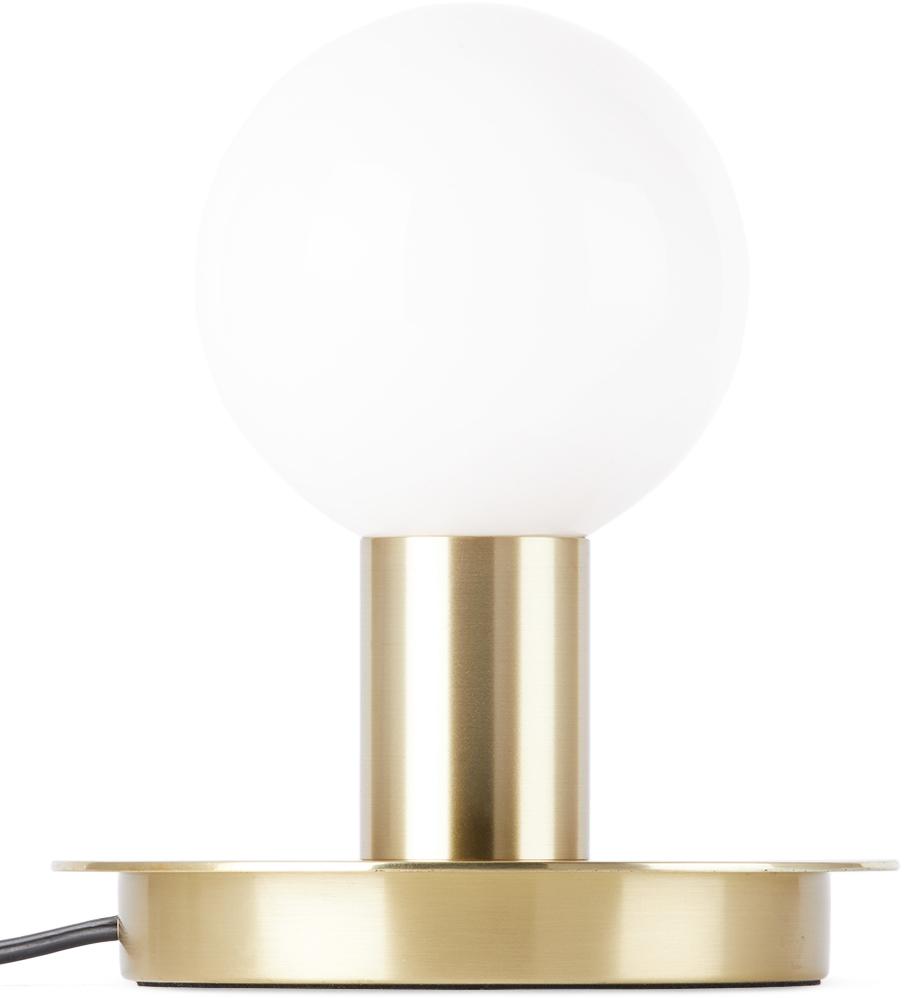 Brass Dot Table Lamp