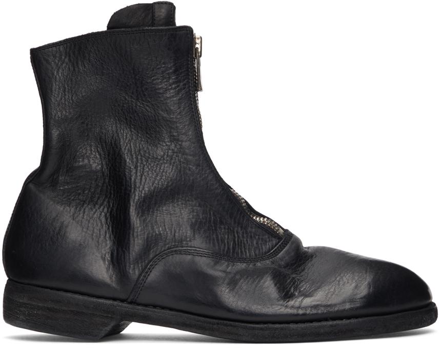 Black 210 Boots