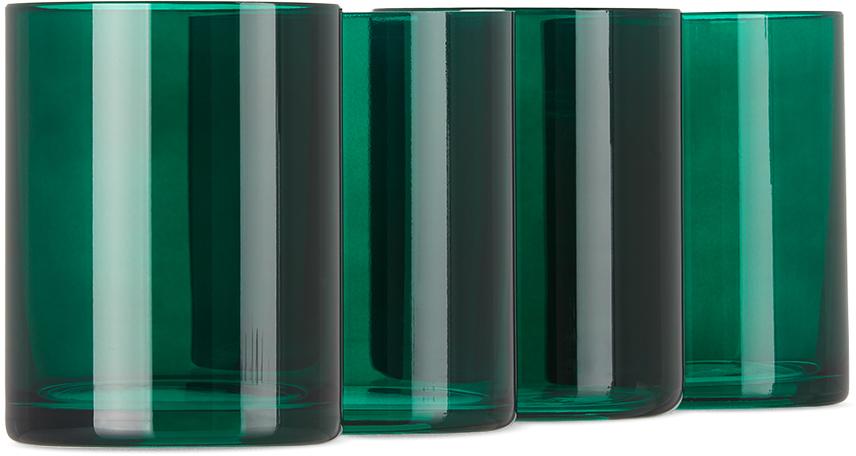 Green Gem Tumbler Set
