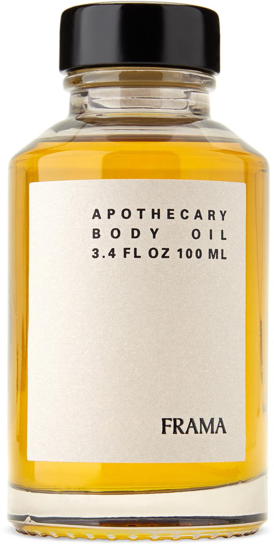 Apothecary Body Oil