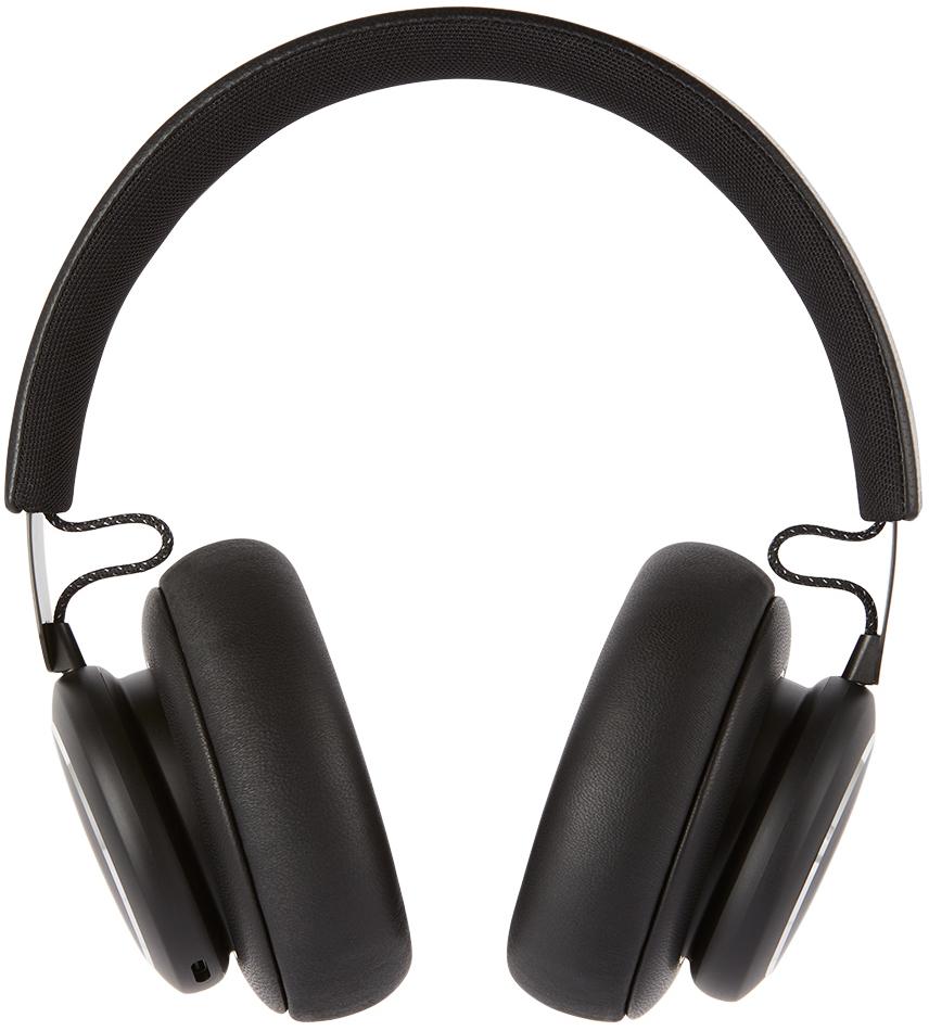 Black Beoplay H4 2nd Gen Headphones