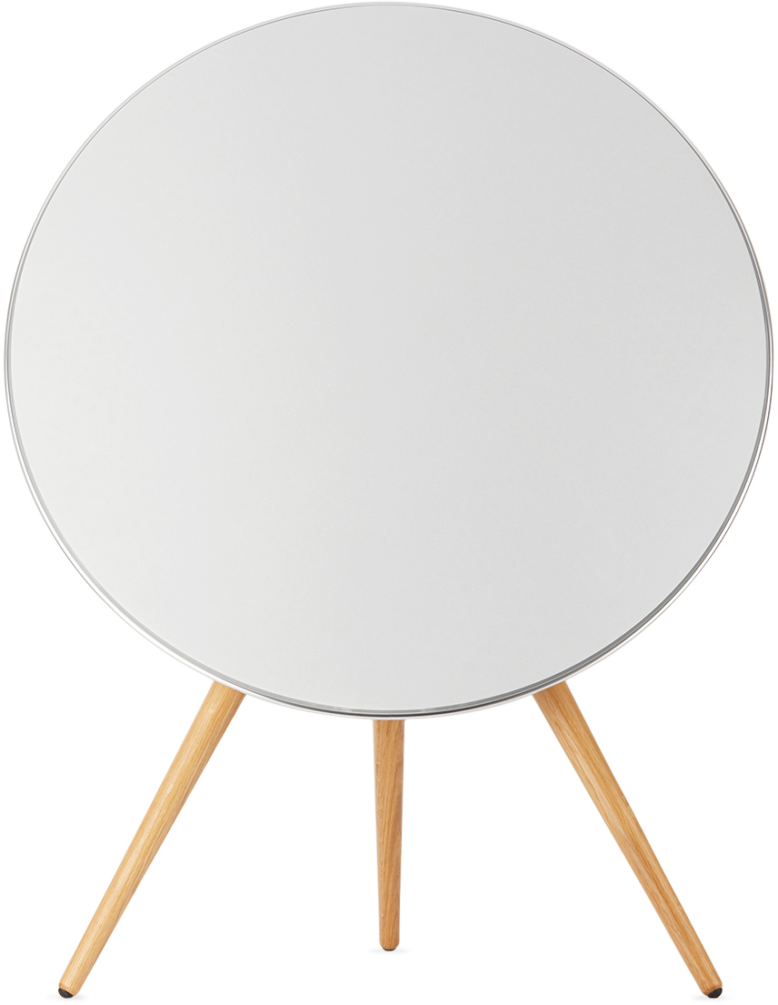 White Beoplay A9 Speaker