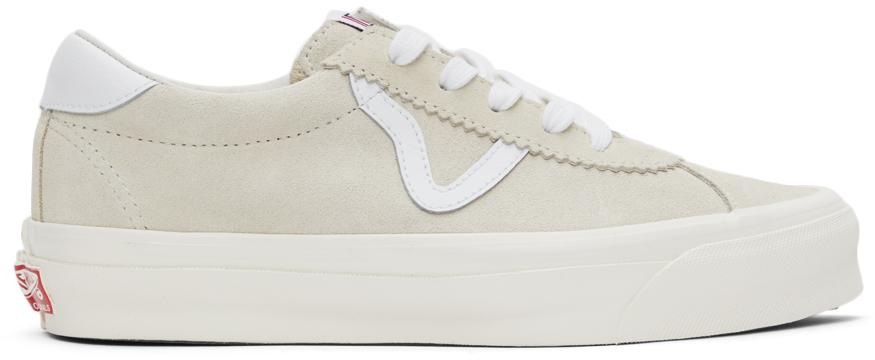 Vans 灰白色 Vans Vault 系列 OG Epoch LX 运动鞋