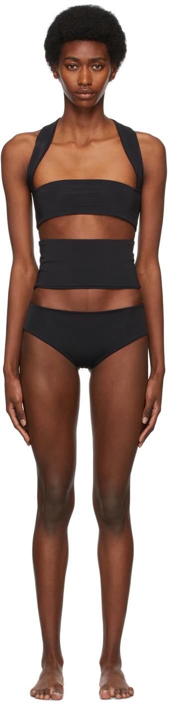 Black Maracas Beach Bikini