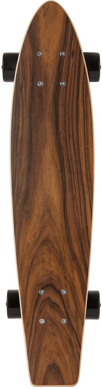 Brown Vedette Skateboard