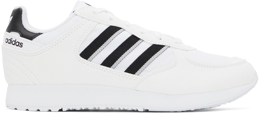 White & Black Special 1 Sneakers
