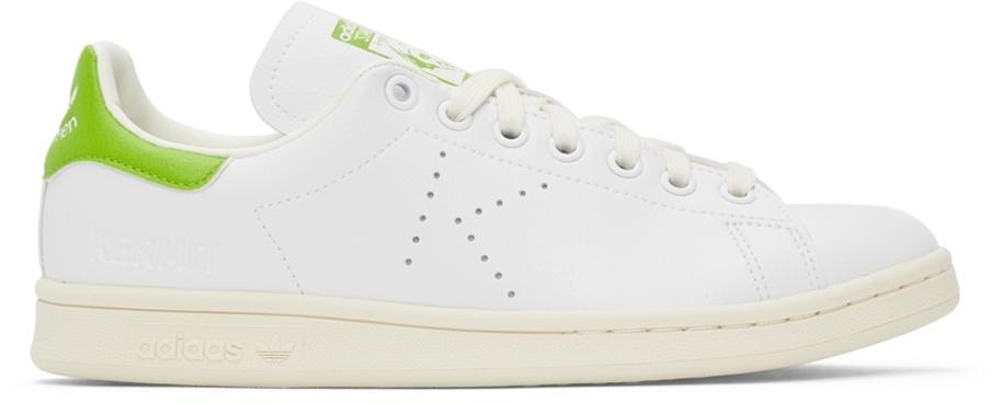 White Disney Edition Stan Smith Sneakers