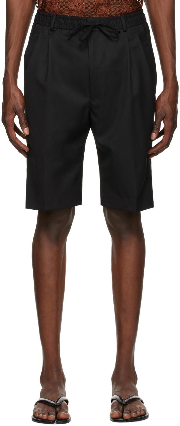 Black Jayson Shorts