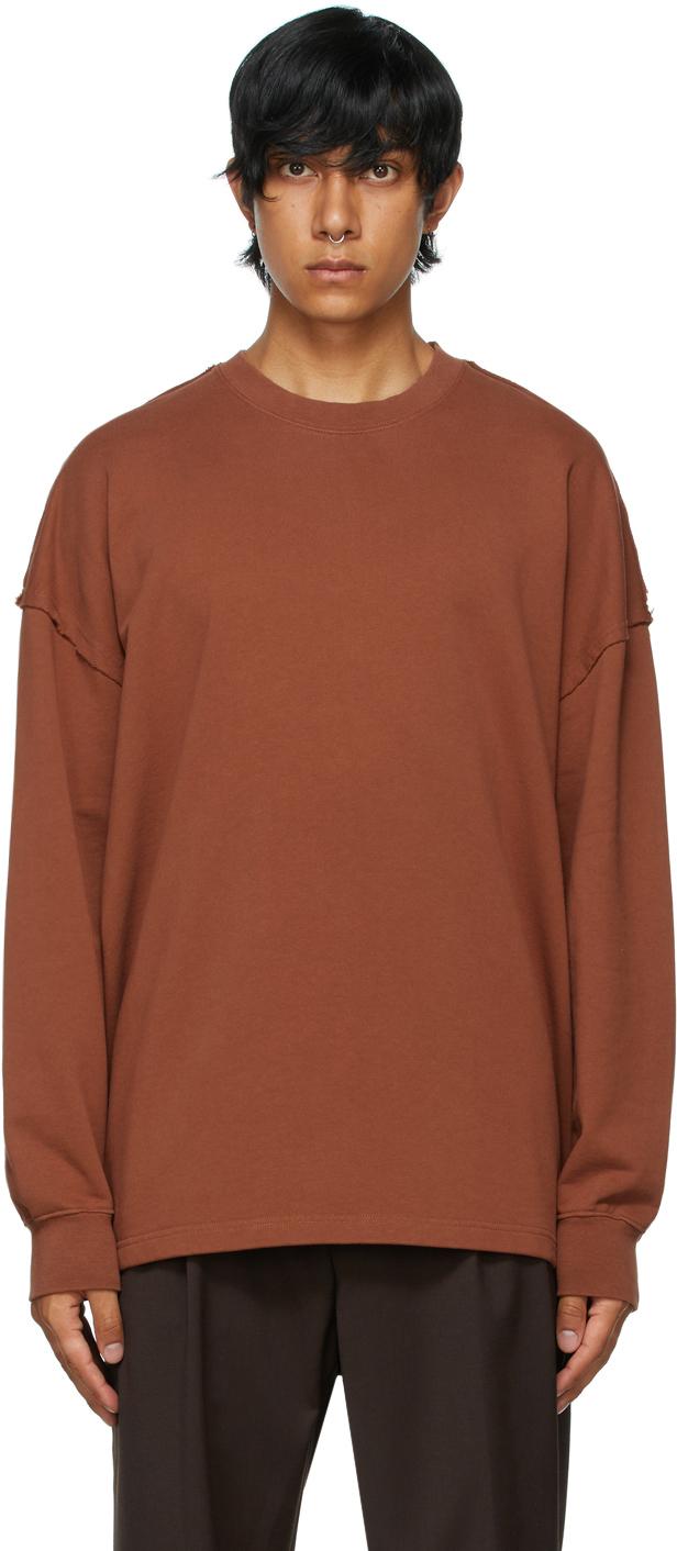 Brown Tor Sweatshirt