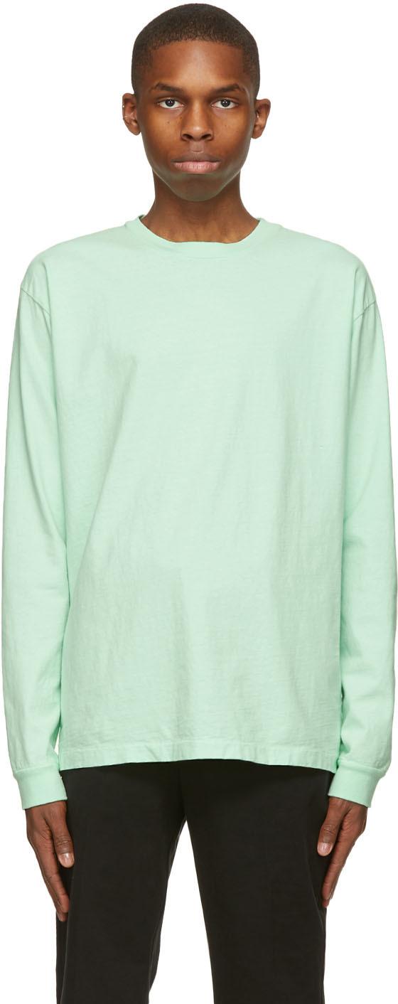 Green University Long Sleeve T-Shirt