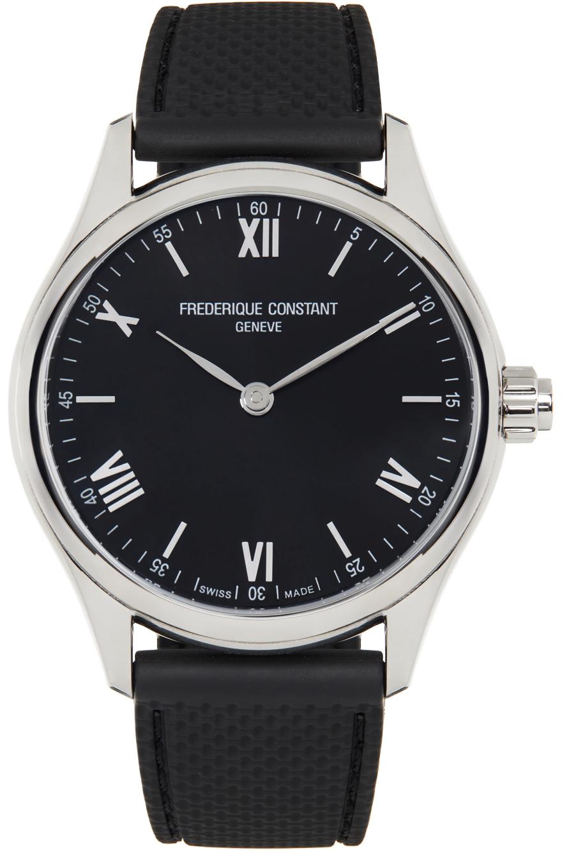 Black Smartwatch Gents Vitality Watch
