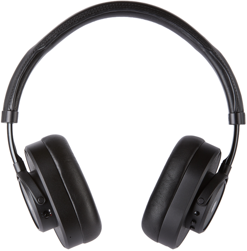 Black MW65 Headphones
