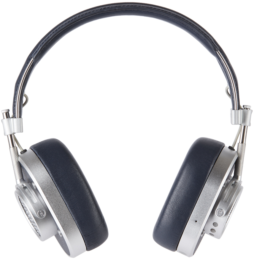 Navy MH40 Headphones