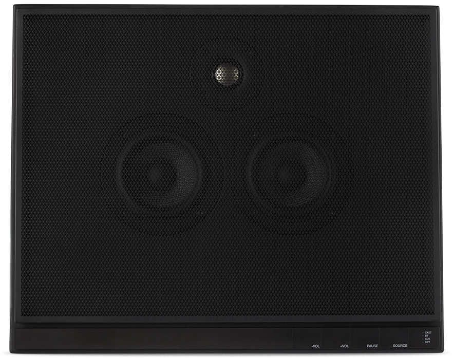 Black Sir David Adjaye Edition MA770 Wireless Speaker