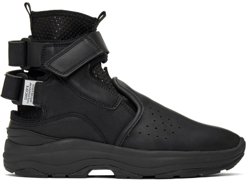 Suicoke 黑色 VIC 踝靴