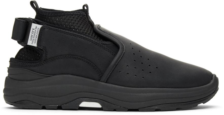 Suicoke 黑色 RAC 踝靴