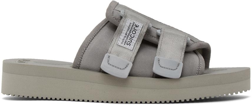 Suicoke 灰色 KAW-VS 凉鞋