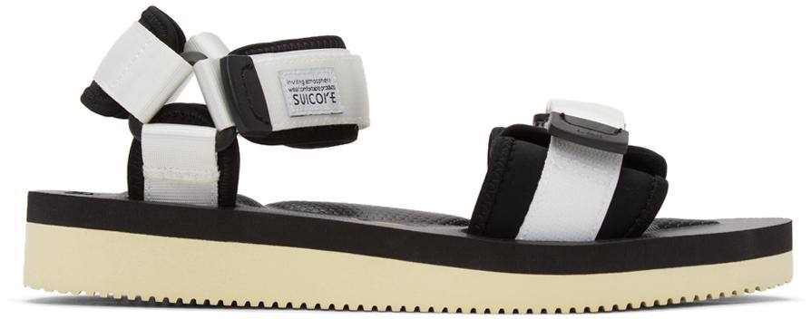 Suicoke 白色 CEL-V 凉鞋
