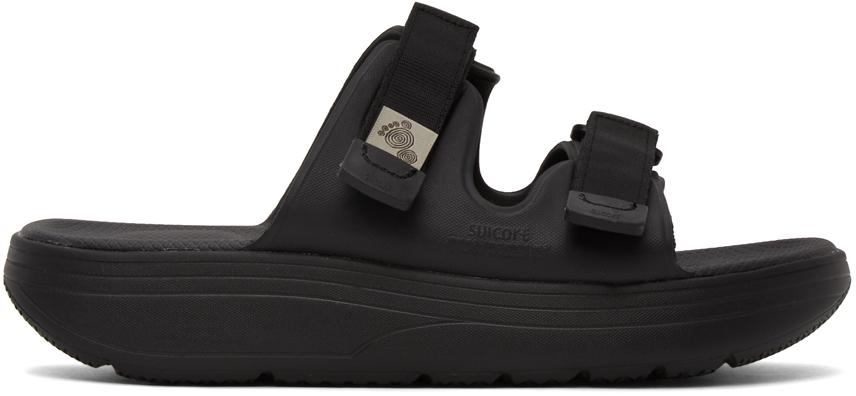 Suicoke 黑色 ZONA 凉鞋