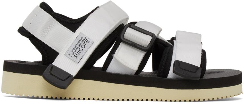 Suicoke 白色 KISEE-V 凉鞋