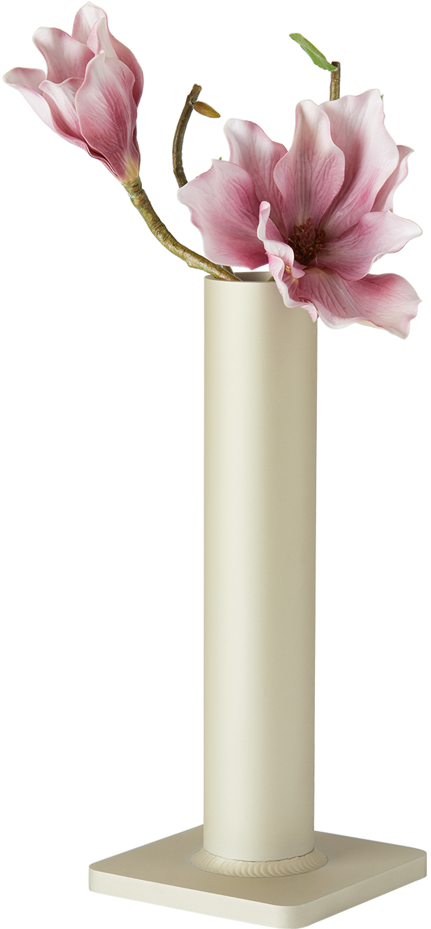 ゴールド Bead フラワーベース 33 cm